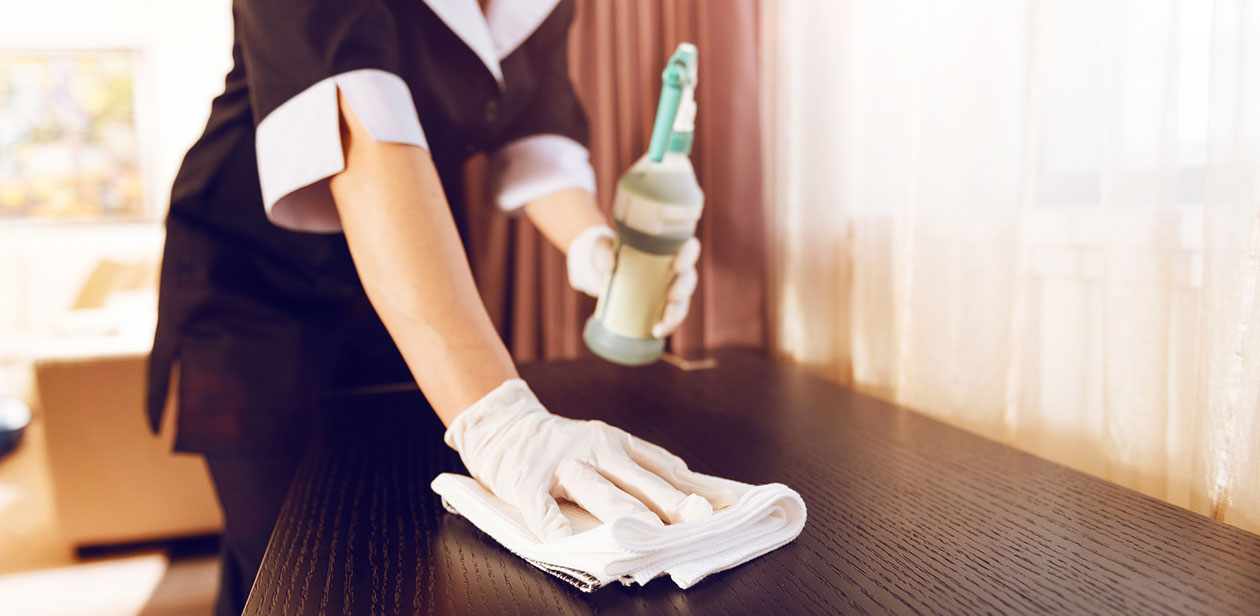 Our Cleanliness Commitment